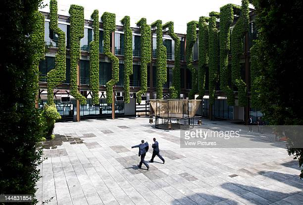 Shanghai Expo 2010 French PavilionShanghaiChina Architect Jacques Ferrier Architects The Sensual City French Pavilion Jacques Ferrier Architects...