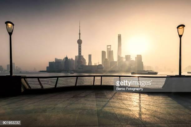 Shanghai from the bund