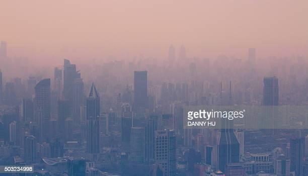Shanghai Haze