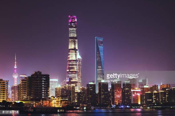 Shanghai Modern Architecture ,China