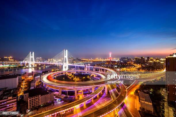 Shanghai Nanpubrug Bridge
