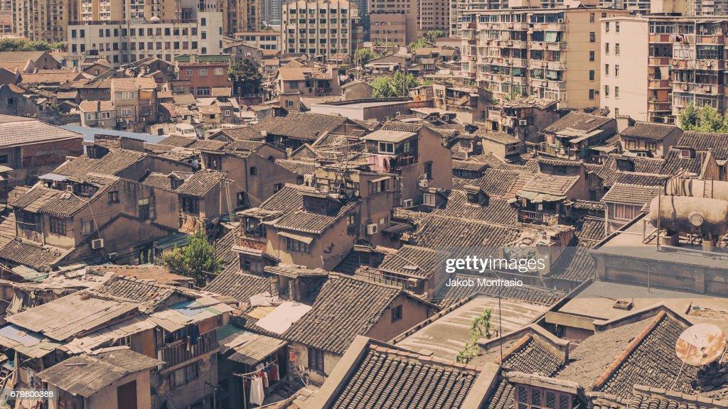 Shanghai Nongtangs : Stock Photo