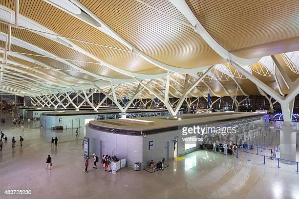 Aeropuerto Internacional de Shanghai Pudong