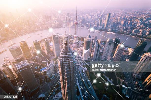 shanghai pudong lujiazui City Network