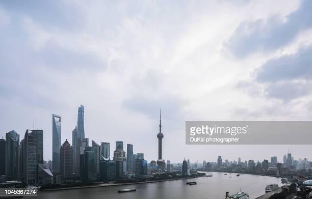 shanghai pudong lujiazui