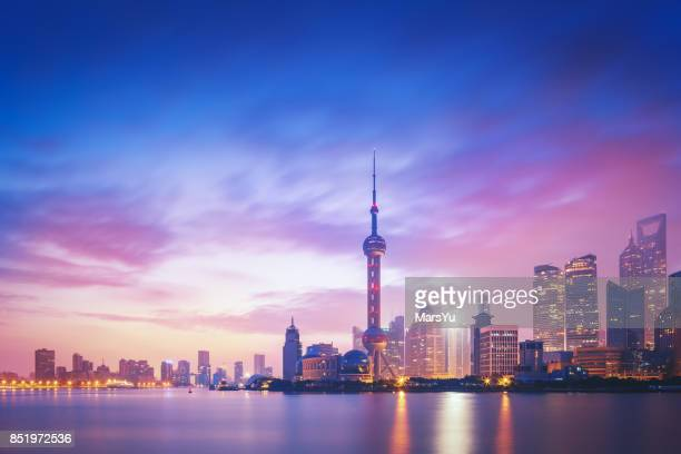 60 top shanghai pictures photos images getty images - Shanghai skyline wallpaper ...