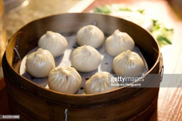 Shanghai Style Meat Dumplings