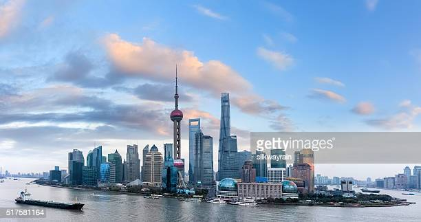 shanghai twilight