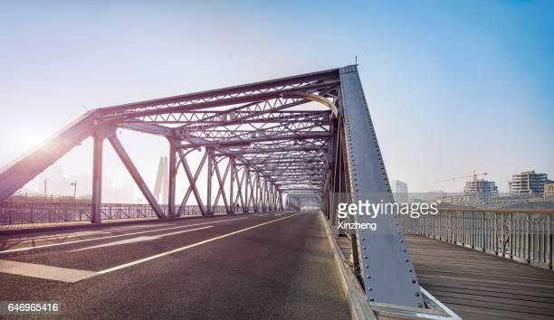 Shanghai Waibaidu Bridge, Urban Transport, Garden Bridge