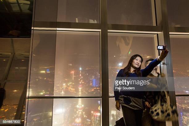 Shanghai World Financial Centre Viewing Platform, Shanghai, China