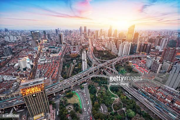 Shanghai yanan road