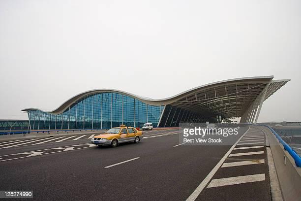Shanghai,Pudong Airport