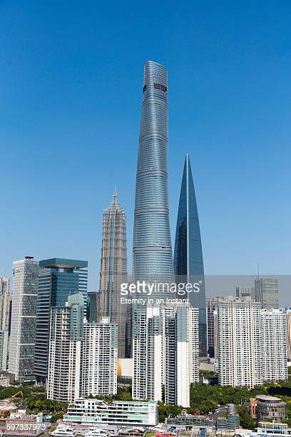 Shanghai's tallest buildings, China