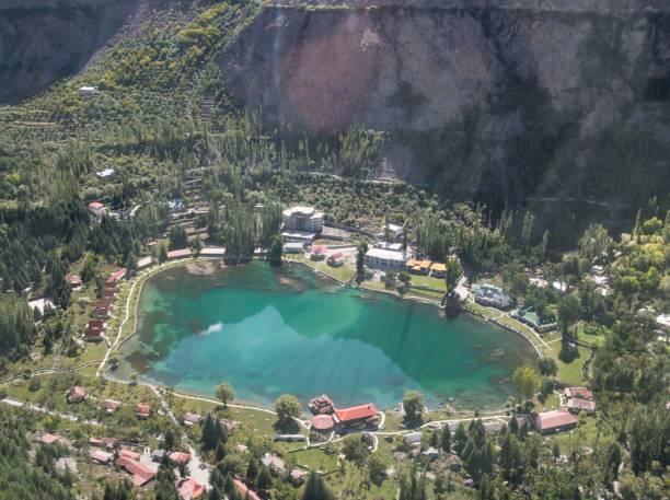 Shangrilla Lake Skardu, beautiful lakes in Gilgit-Baltistan