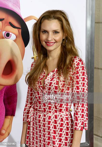 Shani Rigsbee during 'Happily N'Ever After' Los Angeles Premiere at The Mann Festival Theater in Westwood California United States
