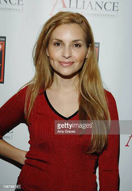 Shani Rigsbee during Jesse Raudales and Terrence Howard Peace for the Children Art Show at PounderKone Artspace in Glendale California United States