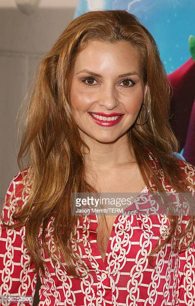 Shani Rigsbee during LionsGate's 'Happily N'Ever After' Los Angeles Premiere at The Mann Festival Theater in Westwood California United States