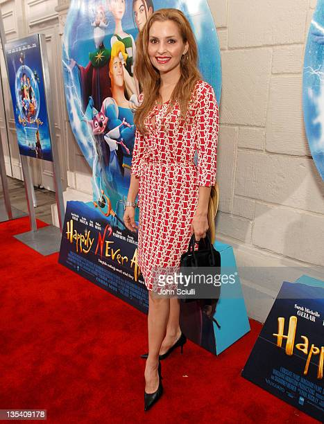 Shani Rigsbee during Los Angeles Premiere of LionsGate's 'Happily N'Ever After' Hosted by the Hot Moms Club at The Mann Festival Theater in Westwood...