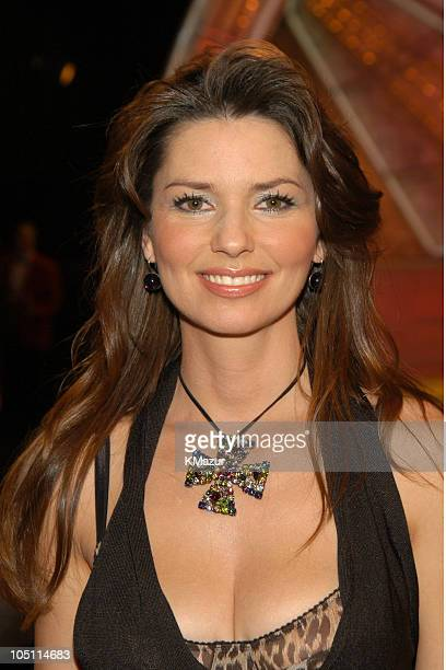 Shania Twain during 38th Annual Academy of Country Music Awards Backstage and Audience at Mandalay Bay Events Center in Las Vegas Nevada United States