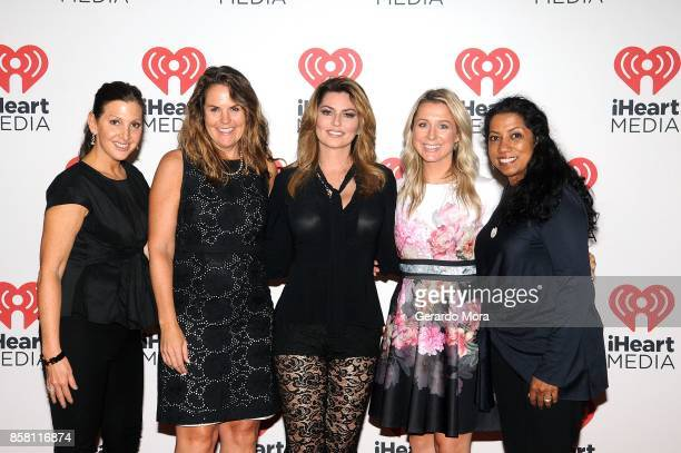 Annual ana masters of marketing conference stock photos and pictures shania twain poses with fans during the meet and greet at a dinner party hosted by m4hsunfo