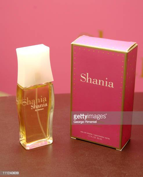 Shania Twain Promotes Her Perfume 'Shania by Stetson'