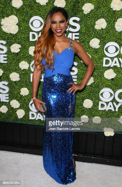 Shanica Knowles attends the CBS Daytime Emmy After Party on April 29 2018 in Pasadena California