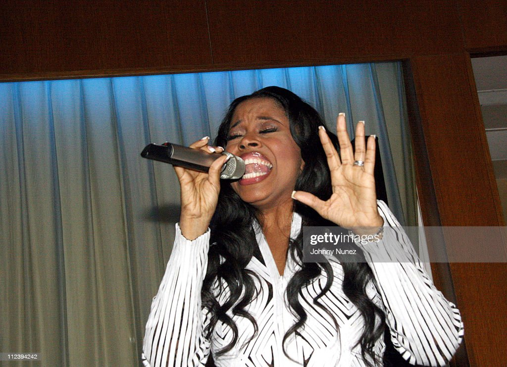 "Shanice ""Every Woman Dreams"" Listening Party - April 17, 2006"
