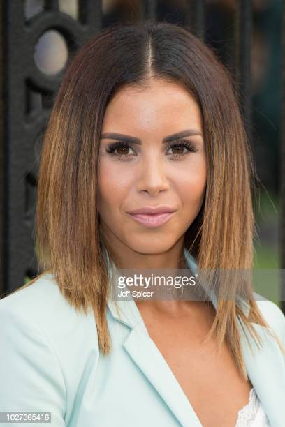 """Shanie Ryan attends the World Premiere of """"The House With The Clock In Its Walls"""" at Westfield White City on September 5, 2018 in London, England."""