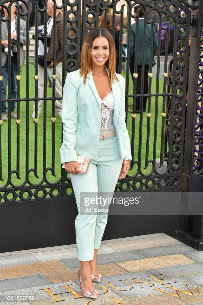 """Shanie Ryan attends the World Premiere of """"The House With The Clock In Its Walls"""" at Westfield White City on September 05, 2018 in London, England."""