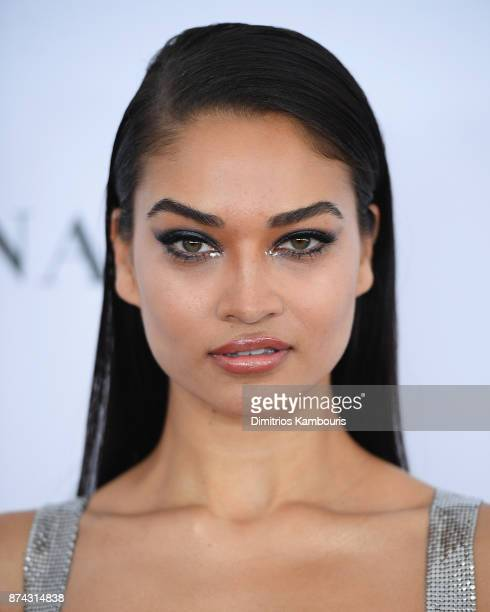Shanina Shaik attends Glamour's 2017 Women of The Year Awards at Kings Theatre on November 13 2017 in Brooklyn New York