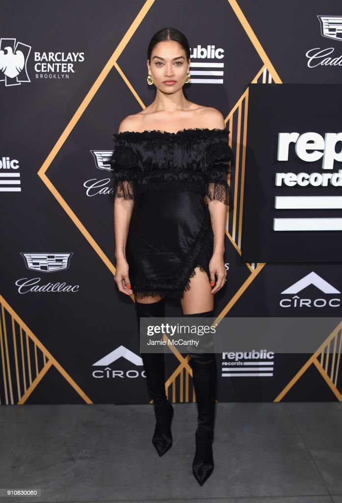 Republic Records Celebrates the GRAMMY Awards in Partnership with Cadillac, Ciroc and Barclays Center at Cadillac House - Red Carpet