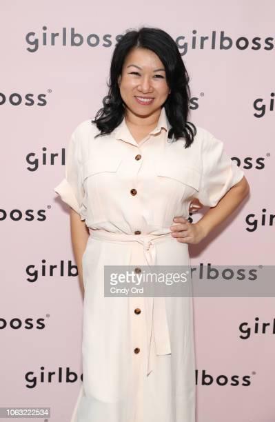 Shan-Lyn Ma attends Girlboss Rally NYC 2018 at Knockdown Center on November 17, 2018 in Maspeth, New York.