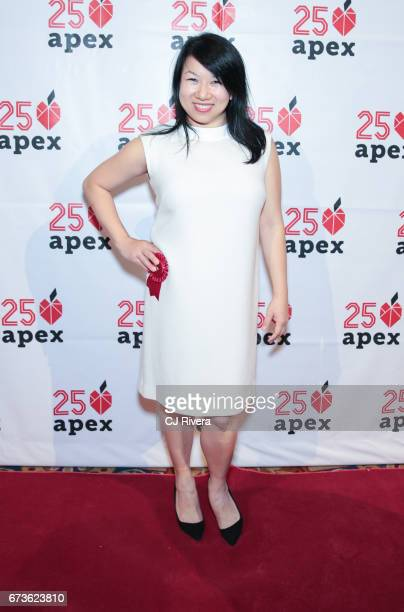 Shan-Lyn Ma attends the Apex for Youth's 2017 Inspiration Awards gala at Cipriani Wall Street on April 26, 2017 in New York City.