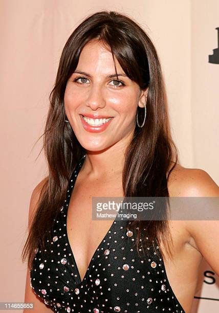 Shanna Ferrigno during 57th Annual Los Angeles Area Emmy Awards Arrivals Reception at Leonard H Goldenson Theatre in North Hollywood California...