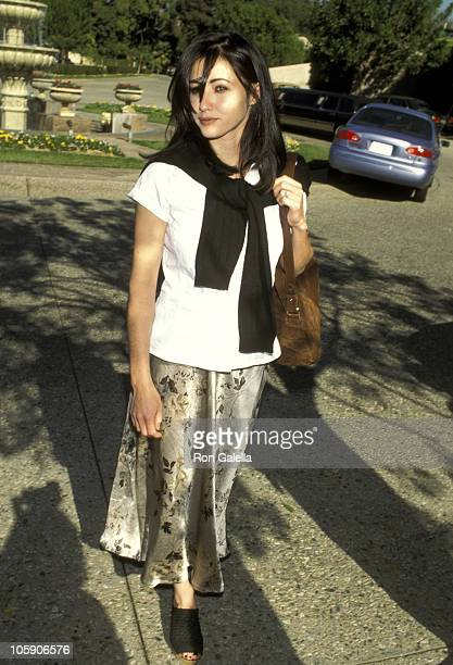 Shannen Doherty during CBS Winter TCA Press Tour January 12 1994 at Ritz Carlton Hotel in Pasadena California United States