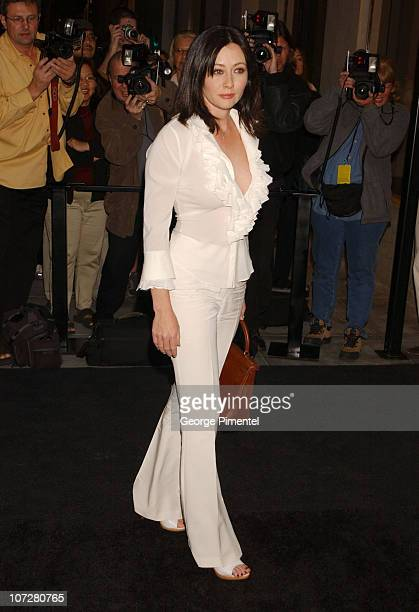 Shannen Doherty during Tom Ford Hosts a Party For Renowned Celebrity Photographer Ron Galella And His New Book at Gucci /Radeo Drive in Los Angeles...
