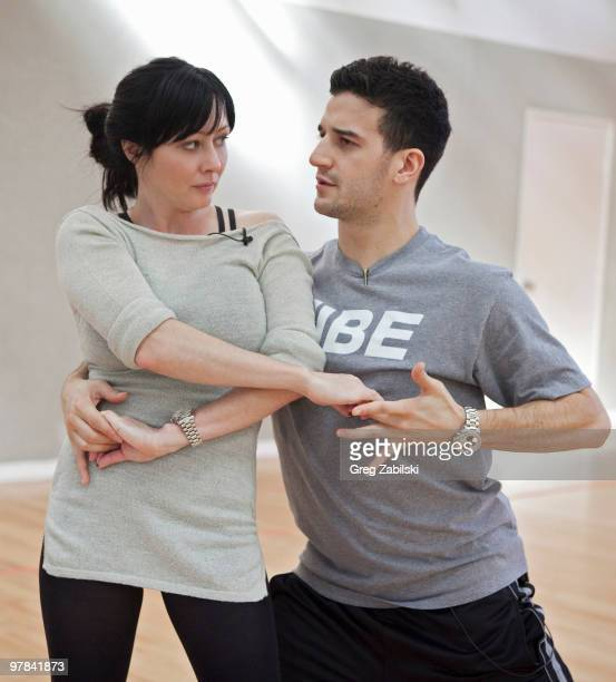 DOHERTY Shannen Doherty is a television icon known throughout the world She teams up with twotime Dancing with the Stars champ MARK BALLAS who...