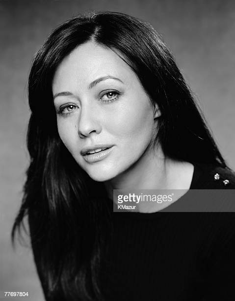 Shannen Doherty Shannen Doherty by Kevin Mazur Shannen Doherty Self Assignment January 24 2005 Park City Utah