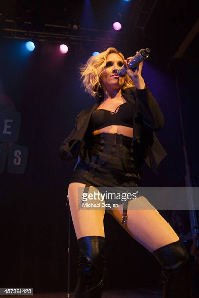 Shannon Bex performs at DKLA The Return Of Danity Kane at House of Blues Sunset Strip on December 16 2013 in West Hollywood California