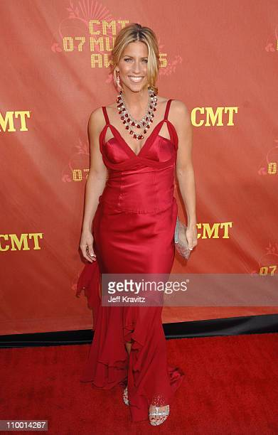 Shannon Brown during 2007 CMT Music Awards Red Carpet at The Curb Event Center at Belmont University in Nashville Tennessee United States