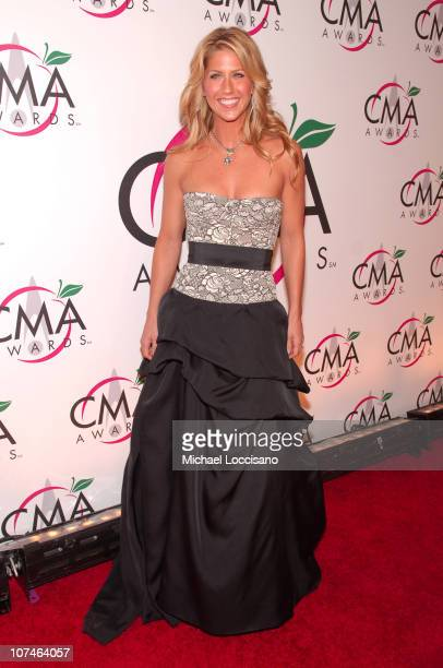 Shannon Brown during The 39th Annual CMA Awards Arrivals at Madison Square Garden in New York City New York United States