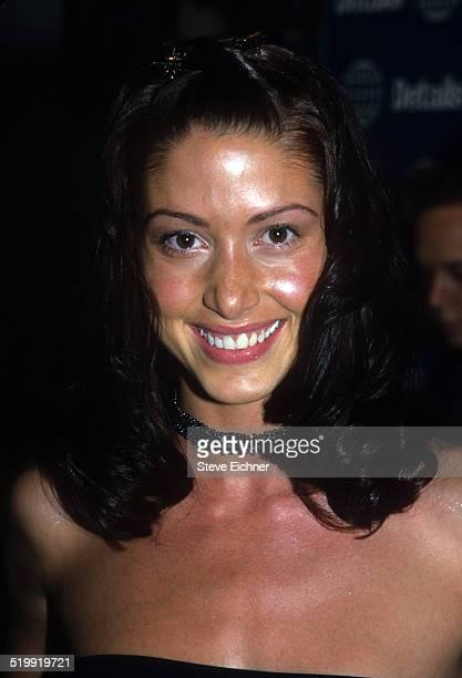 Shannon Elizabeth at Details magazine party New York October 13 1999