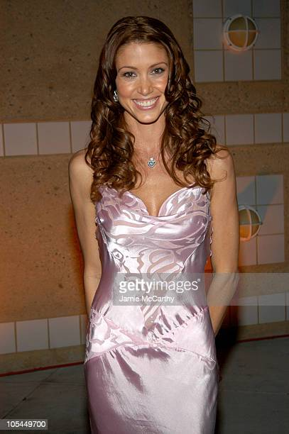 Shannon Elizabeth during 13th Annual Elton John AIDS Foundation Oscar Party Cohosted by Chopard Inside at Pacific Design Center in West Hollywood...