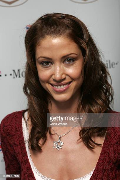 Shannon Elizabeth during 2006 Park City The Loft featuring TMobile Klipsch and Hudson Day 2 at 427 Main Street in Park City Utah United States