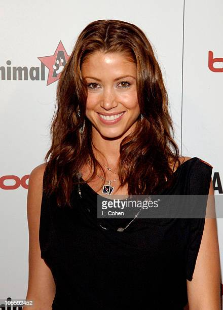 Shannon Elizabeth during Bodog.com Host Charity Poker Tournament to Benefit Animal Avengers Pet Rescue at Private Residence in Beverly Hills,...