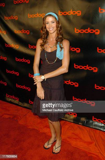 Shannon Elizabeth during bodognet Salute to the Troops Charity Event Benefitting Military Charity Fisher House Foundation Poker Tournament at Kahala...