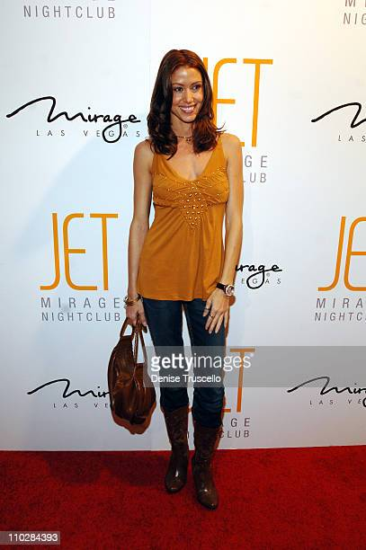 Shannon Elizabeth during Jet Nightclub at The Mirage Grand Opening Celebration - Red Carpet Arrivals at Jet Nightclub at The Mirage in Las Vegas,...