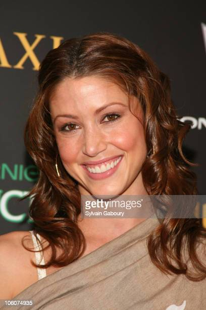 Shannon Elizabeth during Maxim Magazine's 7th Annual Hot 100 Party Arrivals at Buddha Bar in New York New York United States