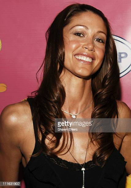 Shannon Elizabeth during Warner Bros Consumer Products Launches New 'Tweety' Line at Scoop NYC in New York City New York United States