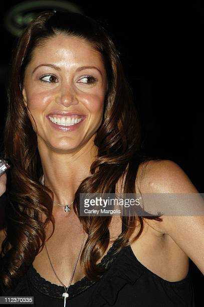 Shannon Elizabeth during Warner Bros Launches New Tweety Line Celebrating the 2005 Theme Tweety's Have More Fun at Scoop NYC in New York City New...